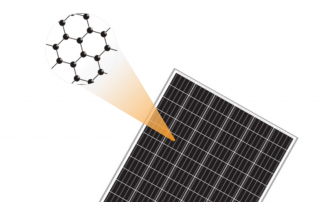 Graphene Coating Technology Solar Module